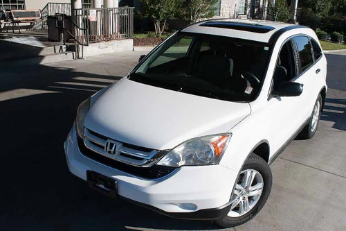 Used Honda CR-V SUV for sale Branson Springfield MO