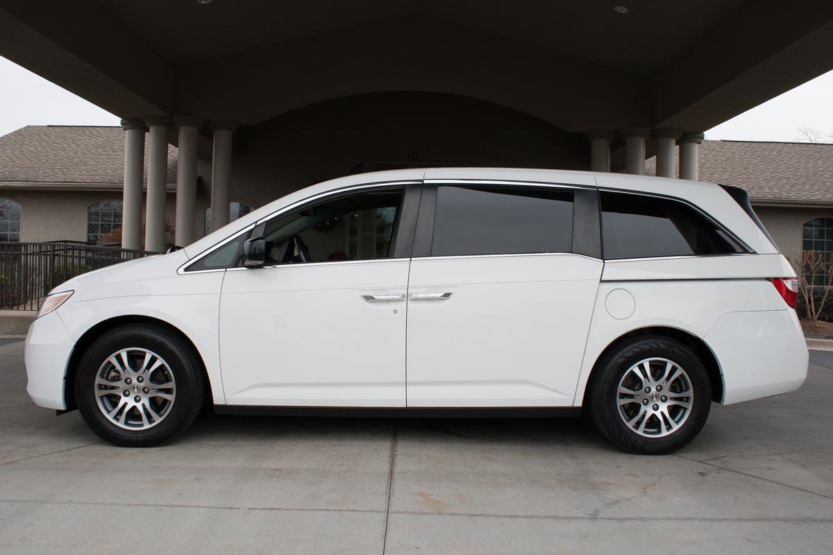 2012 Honda Odyssey For Sale >> Used 2012 Honda Odyssey For Sale Springfield Branson
