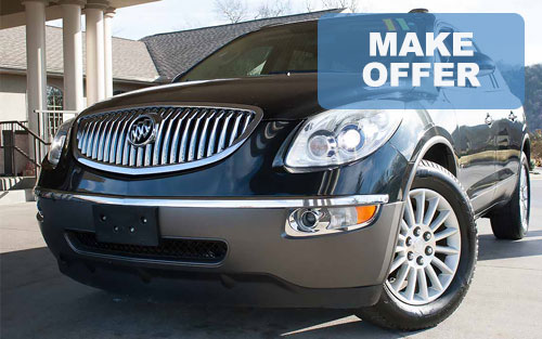 Used Buick Enclave AWD for sale Springfield, Branson MO