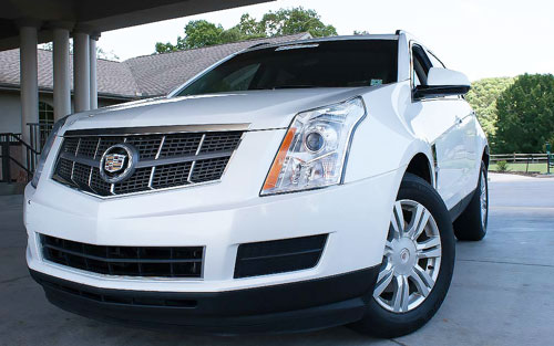 Used Cadillac SRX for sale in Springfield, Branson MO Missouri